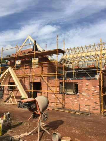 New Build Property Ross-On-Wye