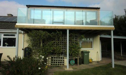 Balcony Installation Ross-on-Wye