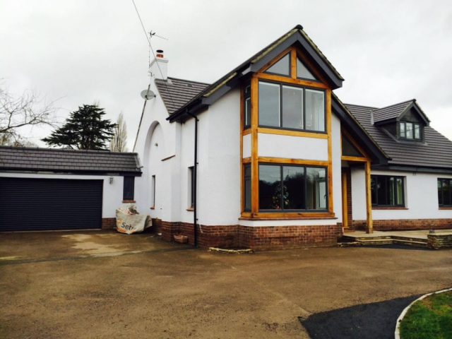 New Build Construction Ross-on-Wye